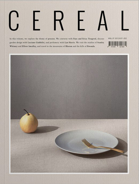 Cereal Magazine Volume 17