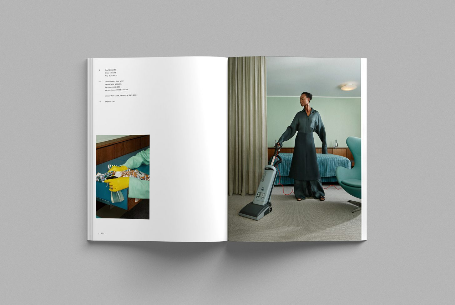 Cereal Magazine Volume 17 - The Library Project