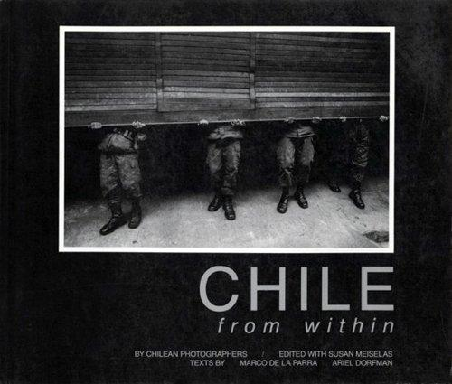 Chile from Within, Susan Meiselas (Ed.) - The Library Project