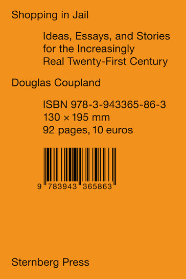 Shopping in Jail - Douglas Coupland - The Library Project