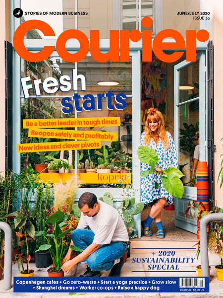 Courier Magazine, Issue 35