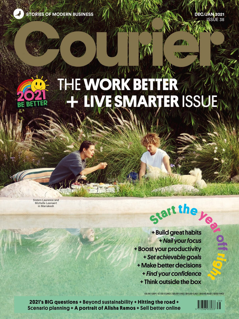 Courier Magazine, Issue 38
