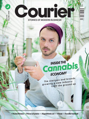 Courier Magazine, Issue 25 - The Library Project