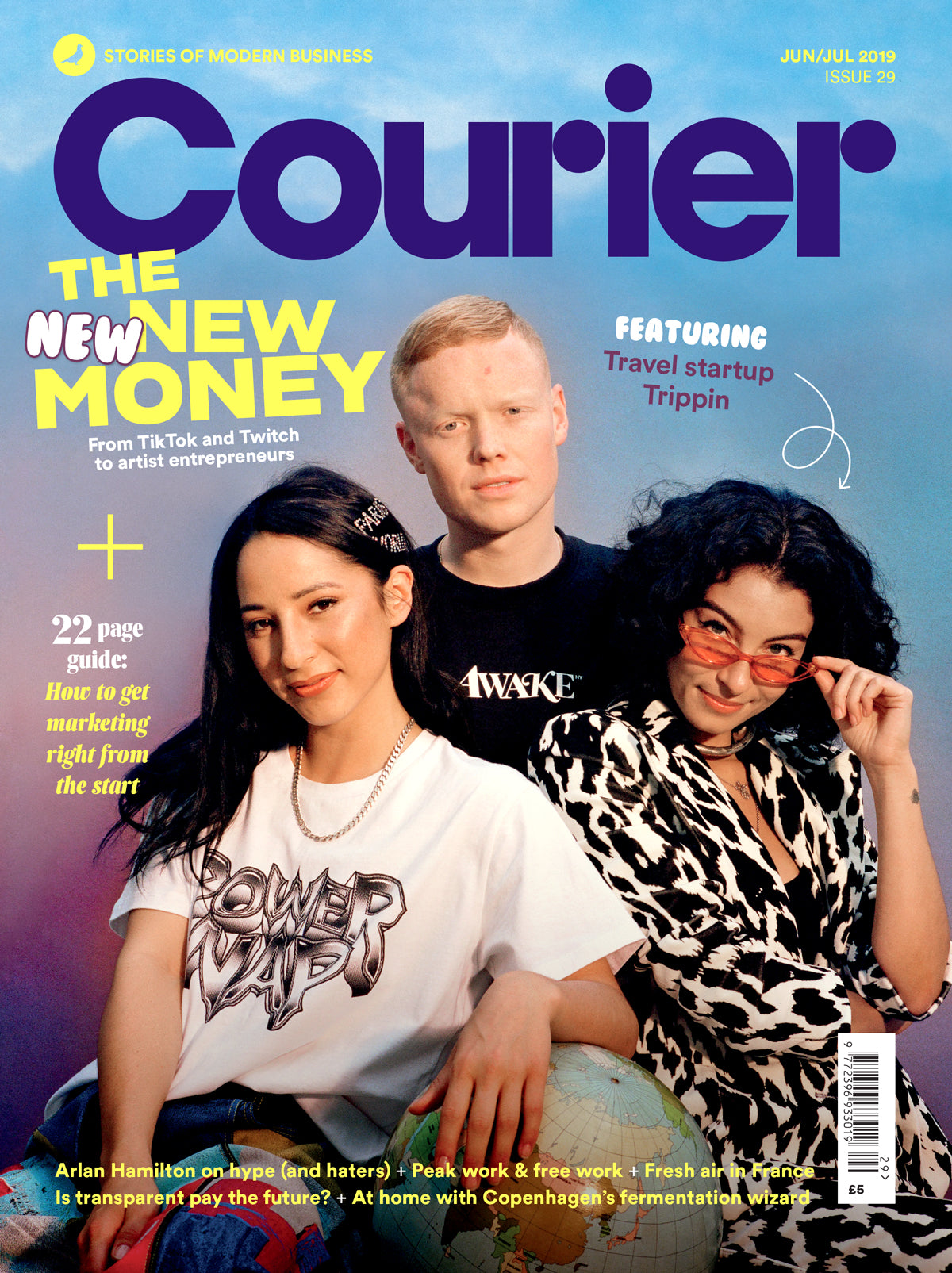 Courier Magazine, Issue 29 - The Library Project
