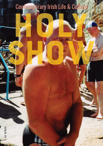 Holy Show Issue 1 - The Library Project