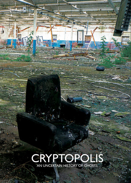 Cryptopolis, Gerard Gibson - The Library Project