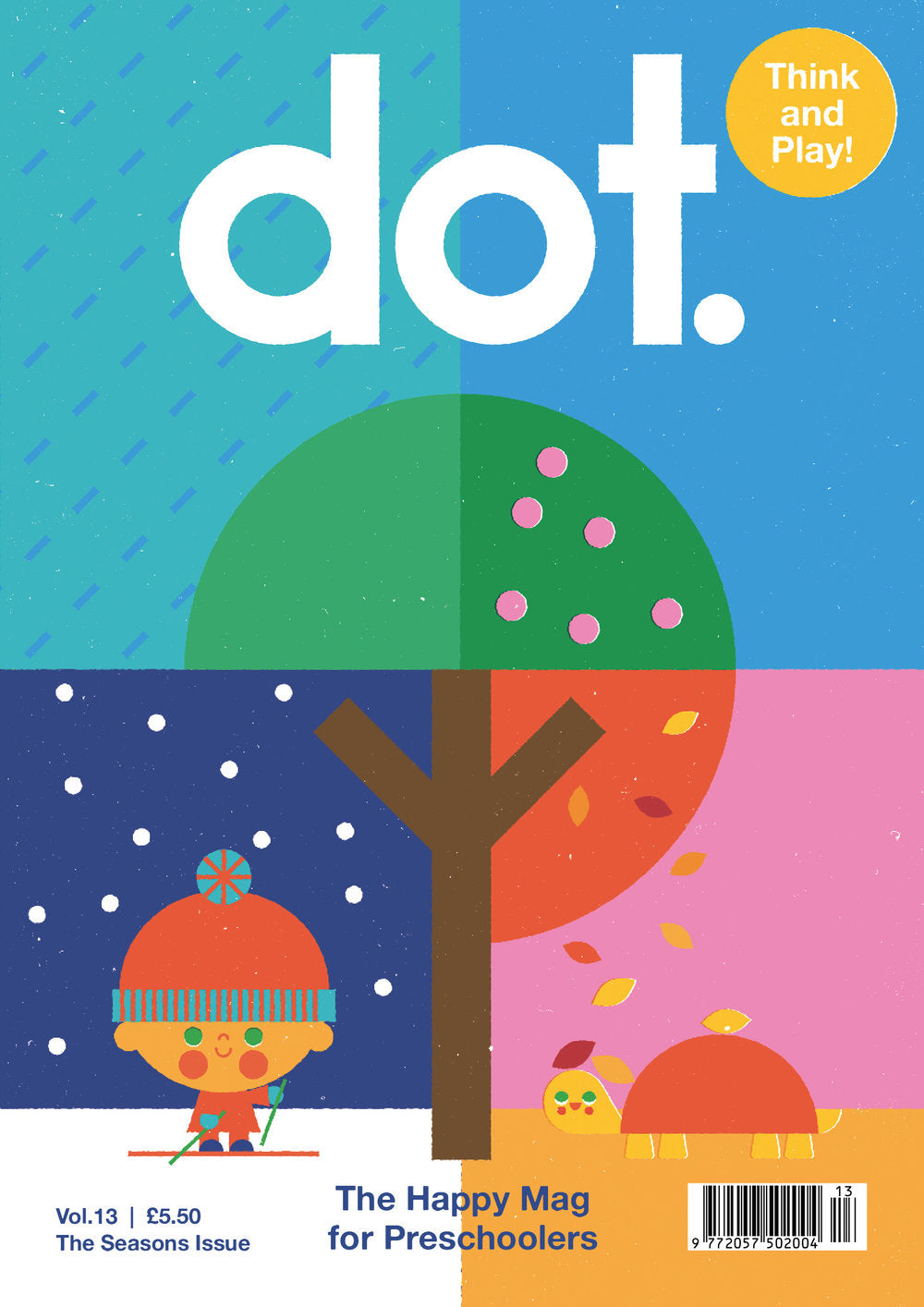 DOT Issue 13: Seasons - The Library Project