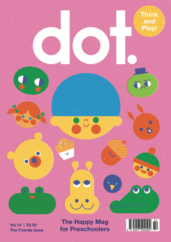 DOT Issue 14: Friends - The Library Project