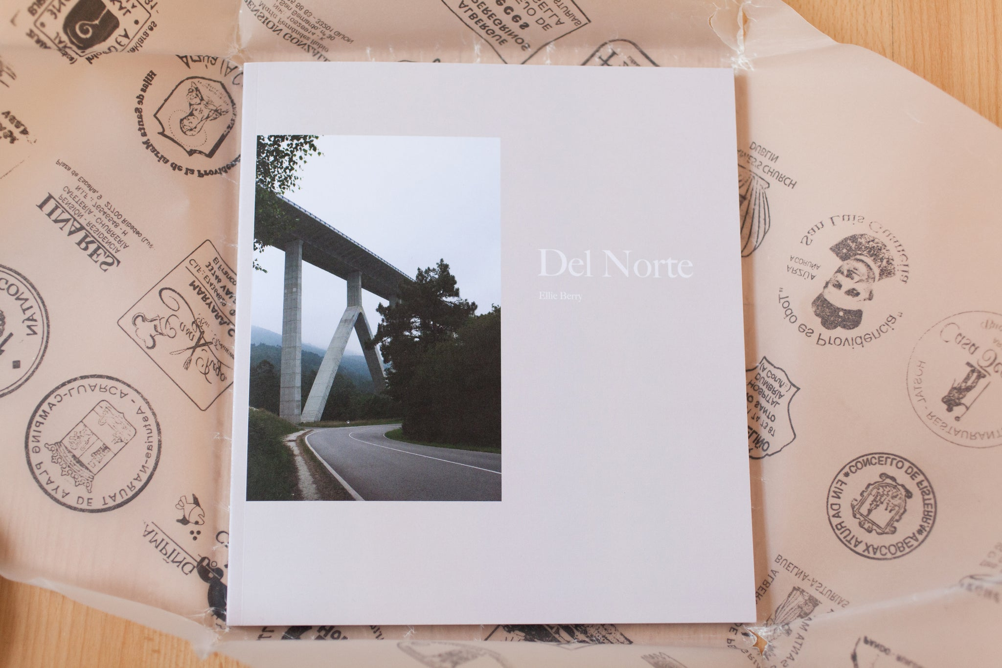 Del Norte, Ellie Berry - The Library Project