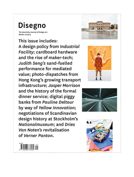 Disegno Issue 21 - The Library Project
