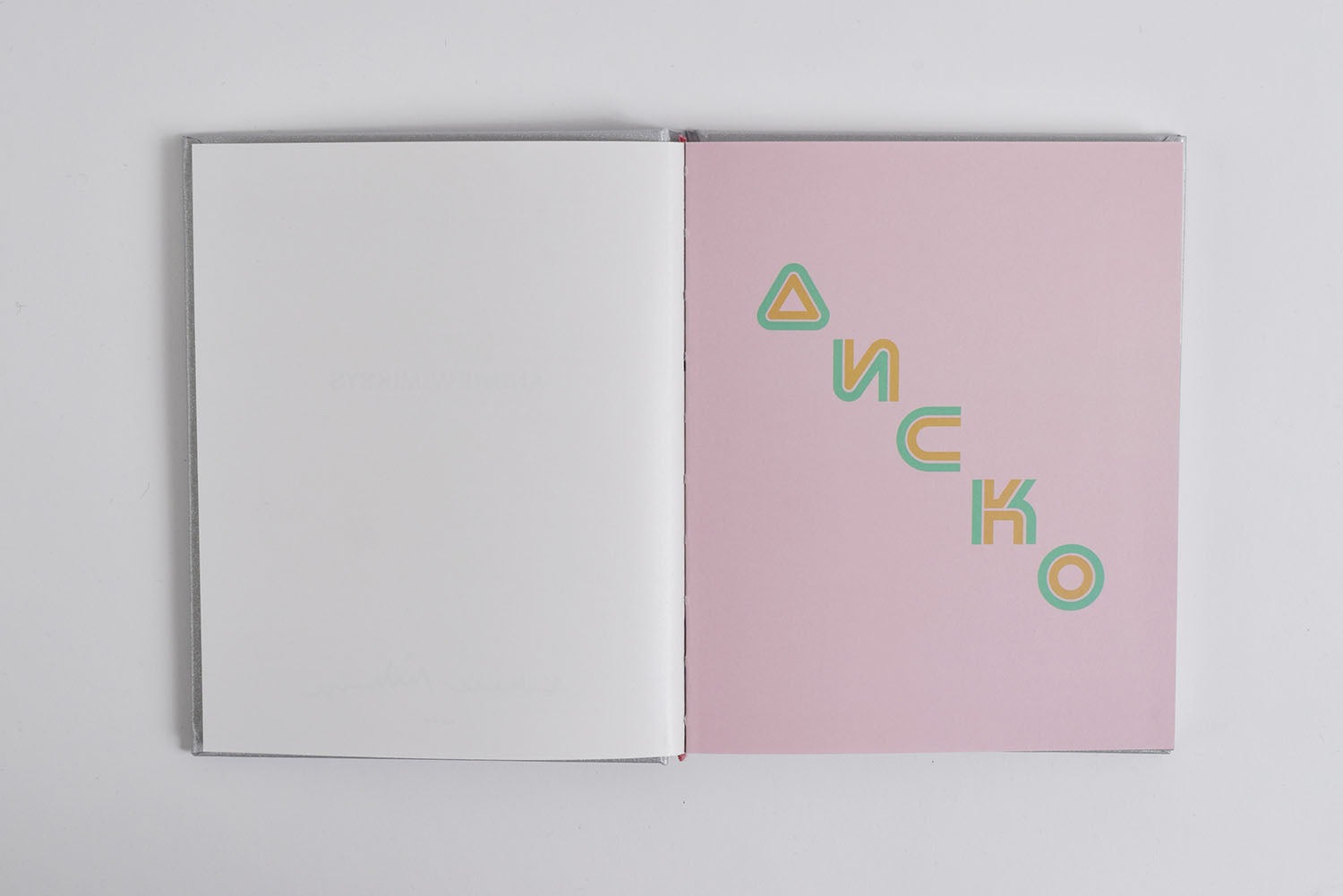 Disko, Andrew Miksys (Second Edition) - The Library Project