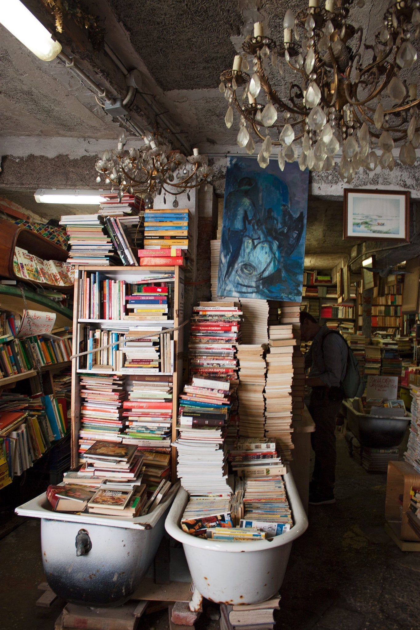Do You Read Me? Bookstores Around the World