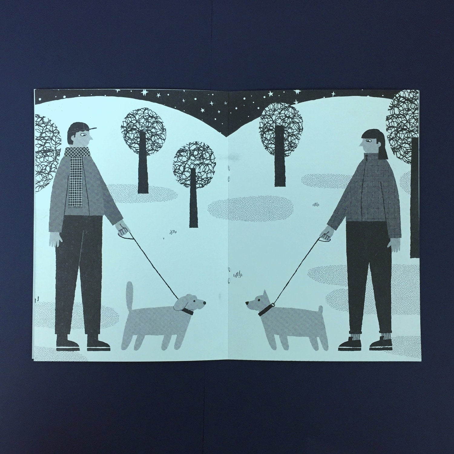 Dog Days Zine, Conor Nolan - The Library Project