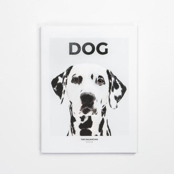 DOG Magazine issue 3 - The Dalmatian - The Library Project