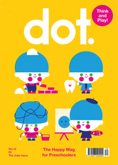 DOT Issue 12: Jobs - The Library Project