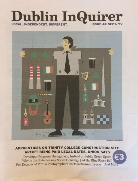 Dublin InQuirer Issue 41 - The Library Project
