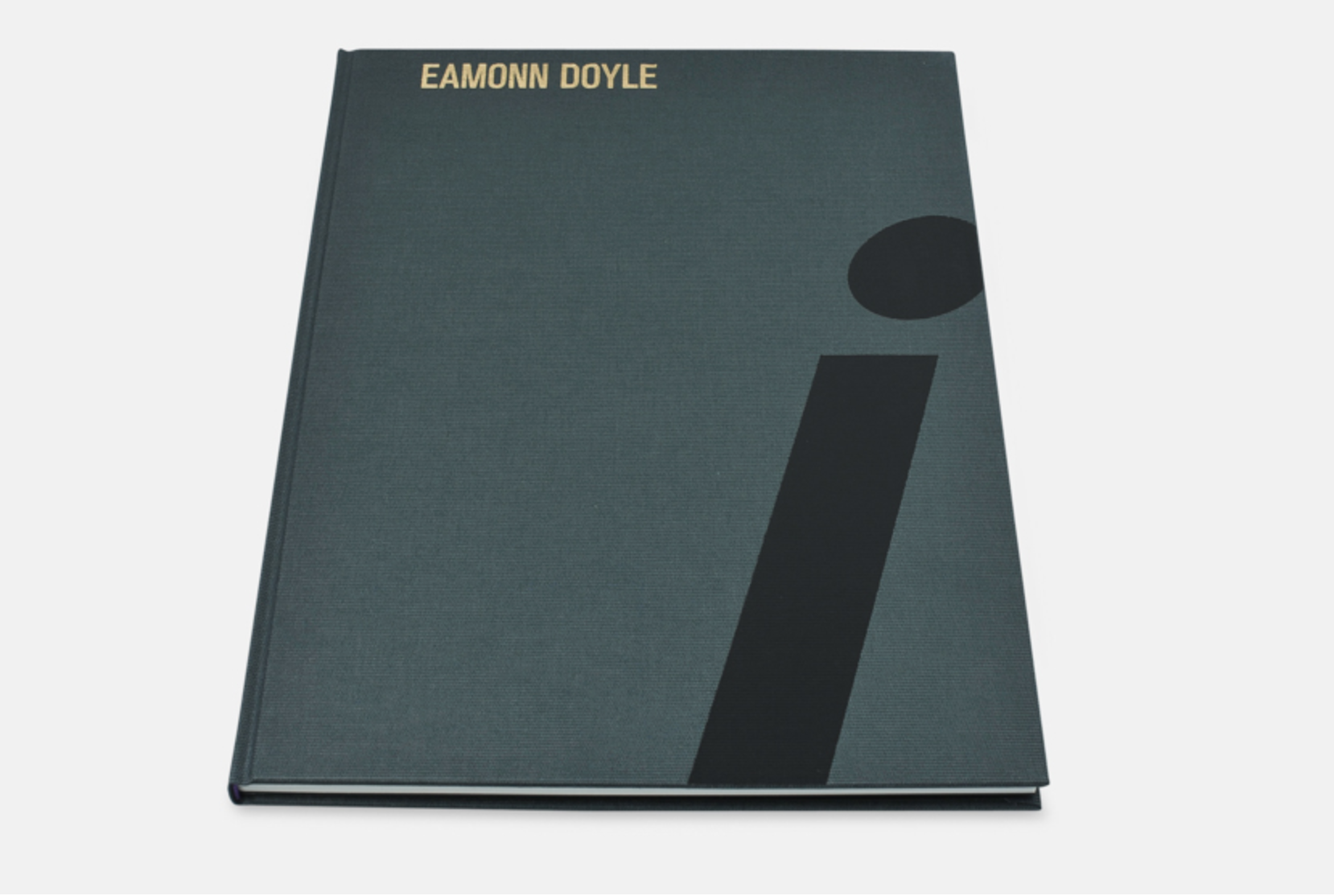 i, Eamonn Doyle - The Library Project