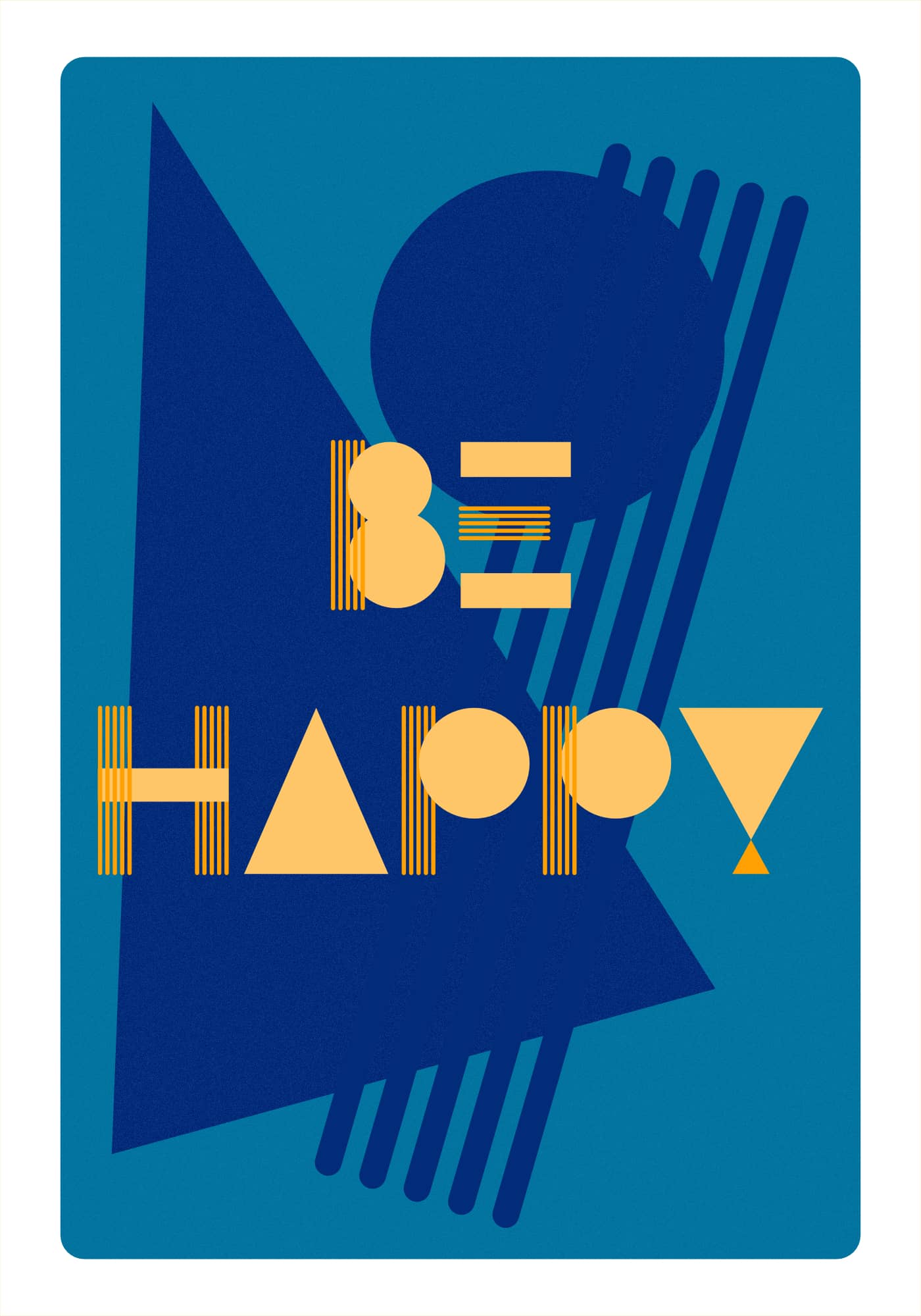 Edi Oliveira, Be Happy