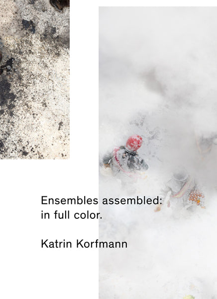 Ensembles Assembled: In Full Color, Katrin Korfmann - The Library Project