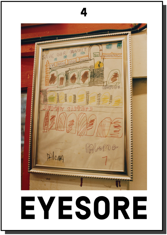 Eyesore Issue 4 - The Library Project