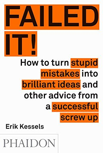 Failed It, Erik Kessels - The Library Project