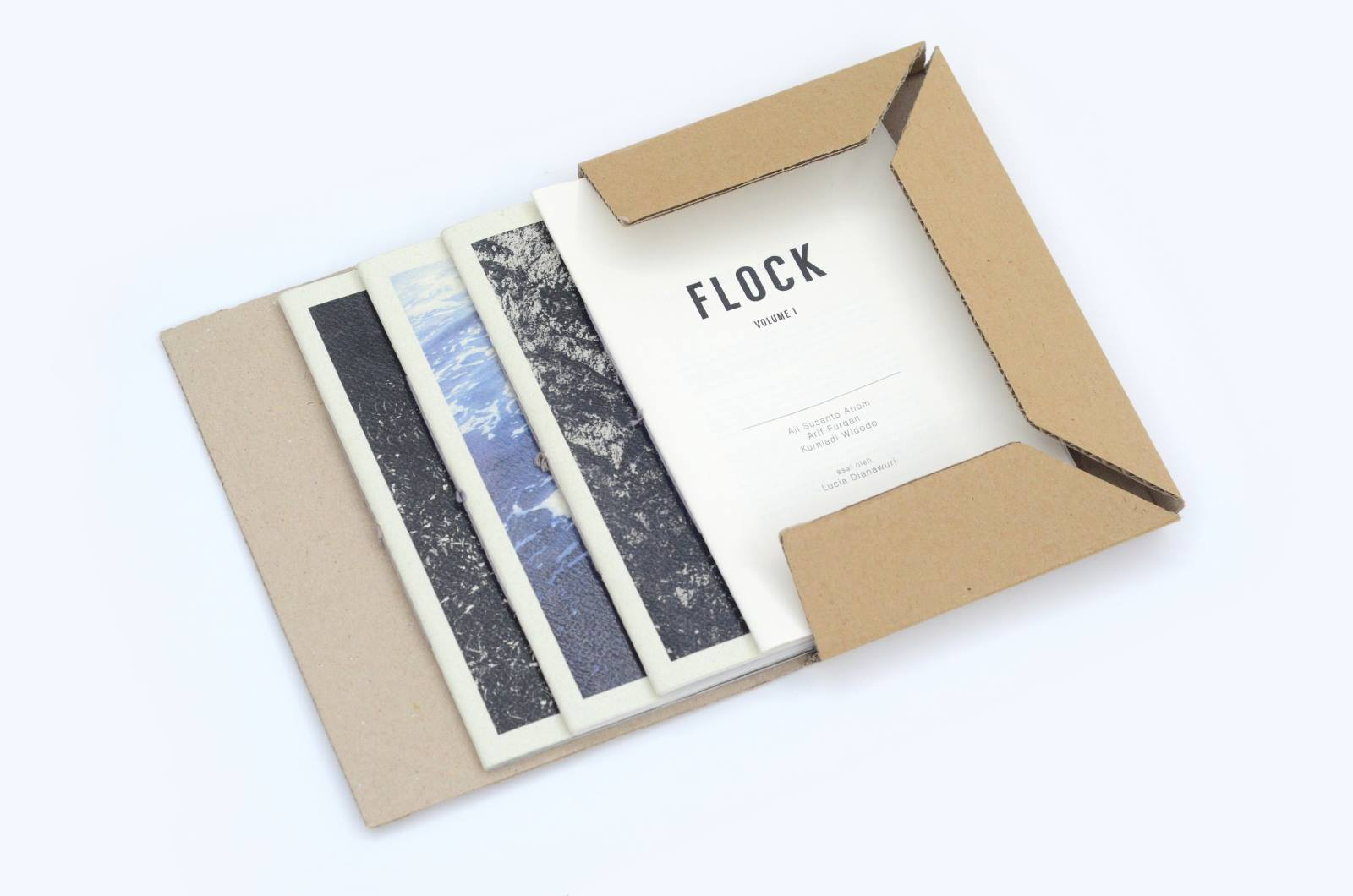 Flock Volume 01 - The Library Project