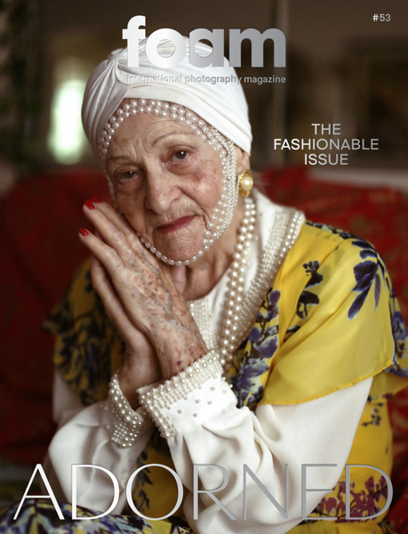 FOAM Magazine #53: Adorned, The Fashionable Issue - The Library Project