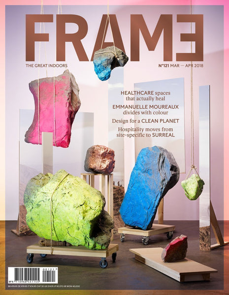 Frame Magazine Issue 121 - The Library Project