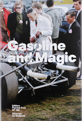 Gasoline and Magic, Thomas Horat - The Library Project