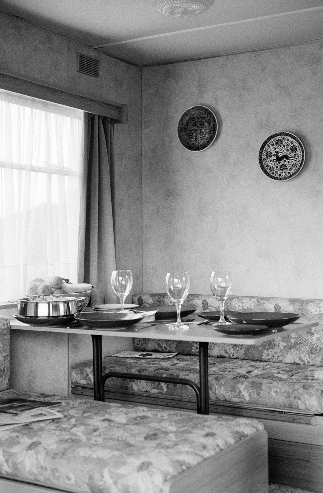 A Dinner for Three, Giulia Berto (Framed)