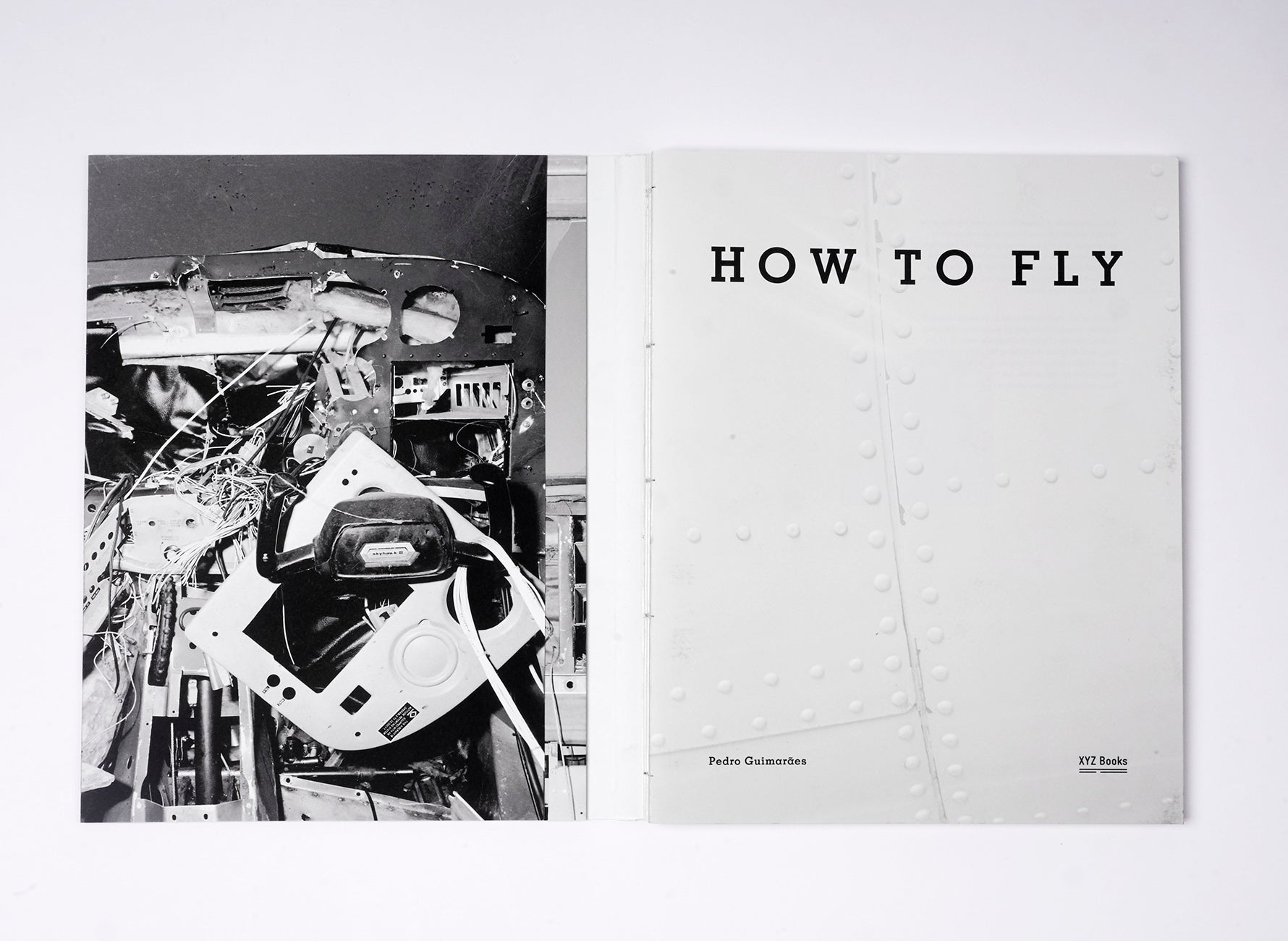 How to Fly, Pedro Guimaraes - The Library Project
