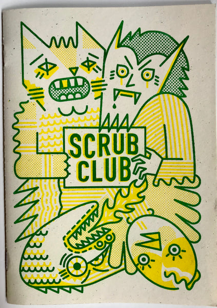 Scrub Club by David Wischer