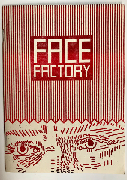 Face Factory by David Wischer - The Library Project