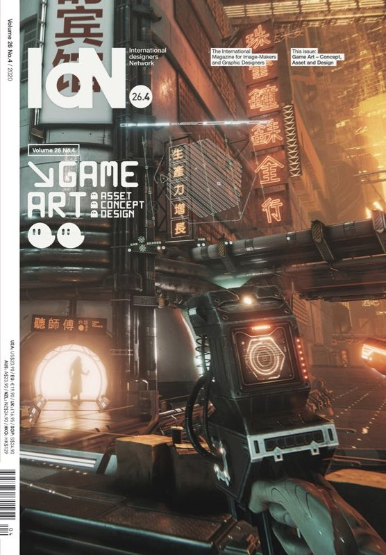 IdN Issue 26.4: Let the Games Begin