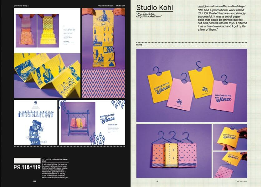 IdN Issue 25.4: Self-Promotional Design and Branded Identities