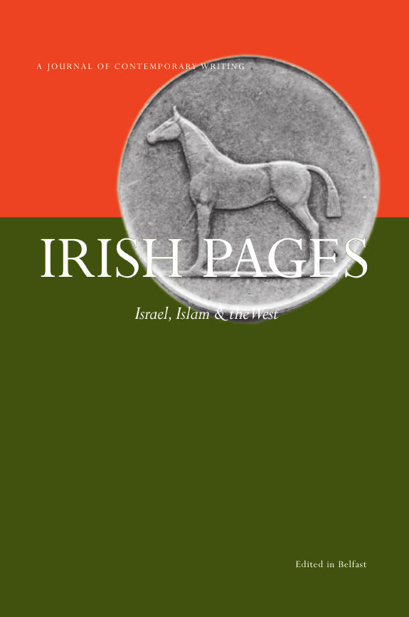 Irish Pages: Israel, Islam and the West - The Library Project