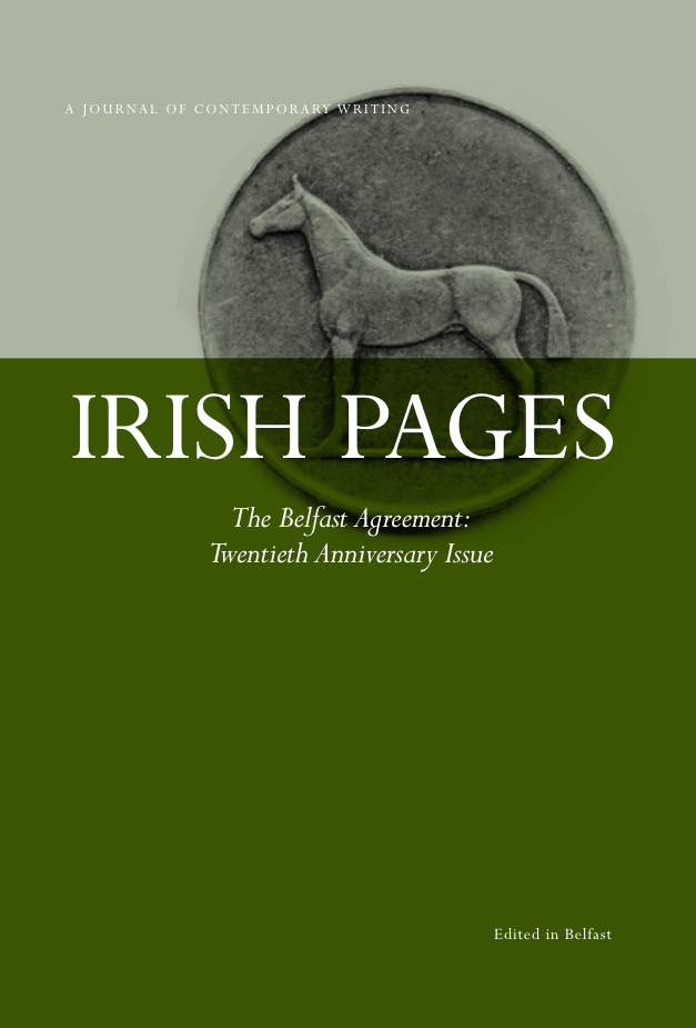 Irish Pages: The Belfast Agreement - The Library Project