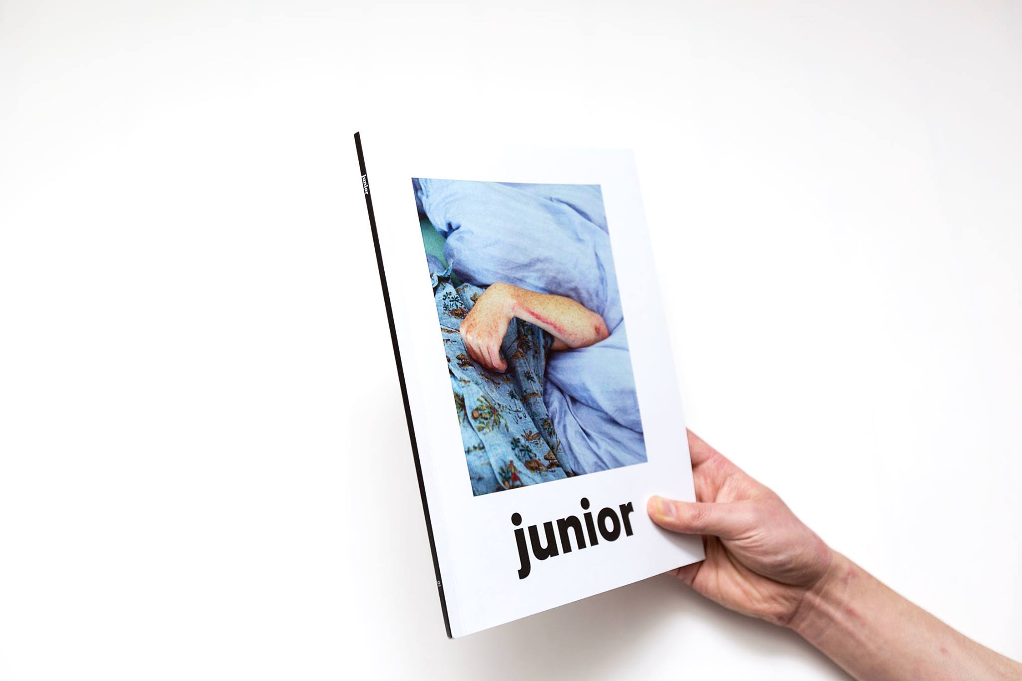 Junior Magazine, Issue 1: Youth - The Library Project