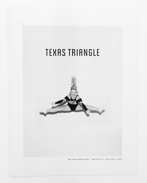 LBM Dispatch #6: Texas Triangle, Alec Soth & Brad Zellar - The Library Project