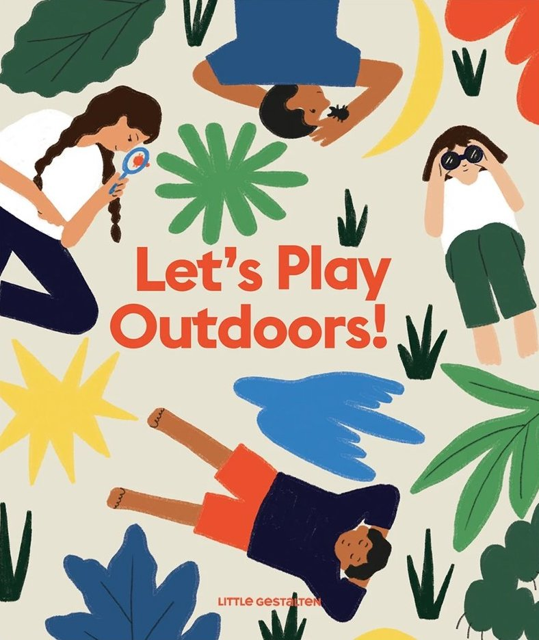 Let's Play Outdoors!, C. McRae, C. Ard