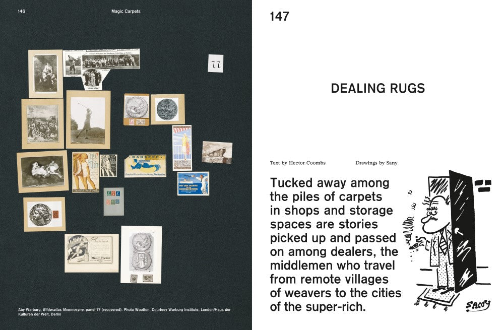 MacGuffin Issue 9: The Rug