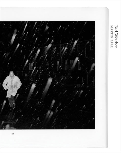 Bad Weather, Martin Parr - The Library Project