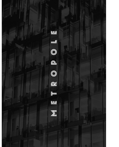 Metropole, Lewis Bush - The Library Project