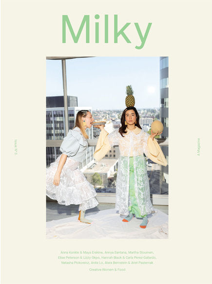 Milky Issue 3