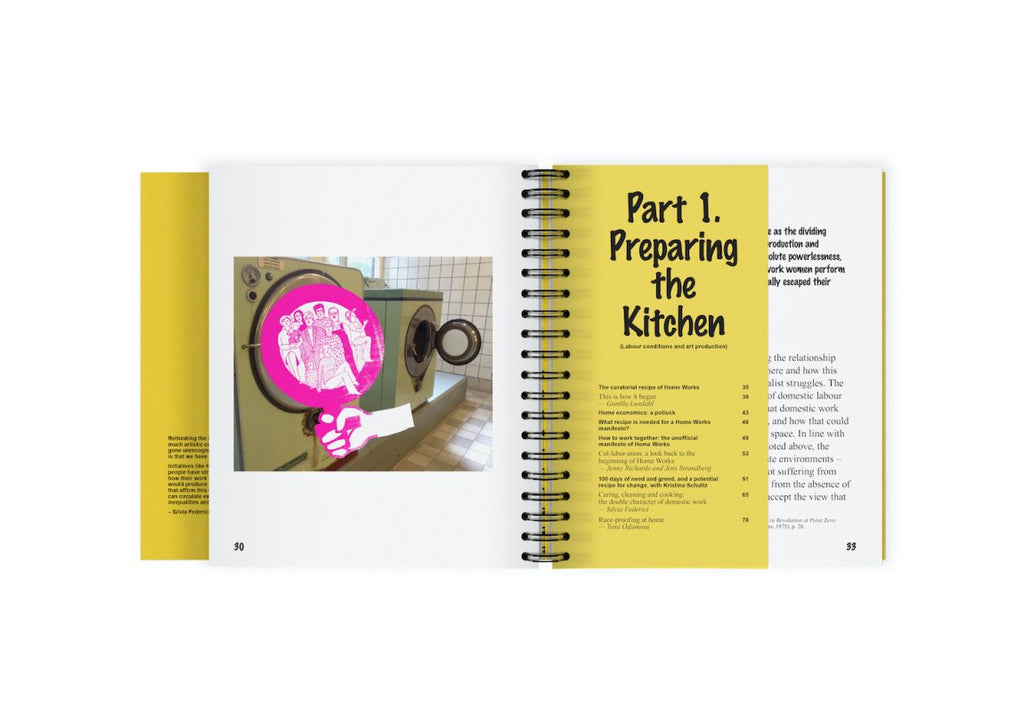 (Home Works) A Cooking Book