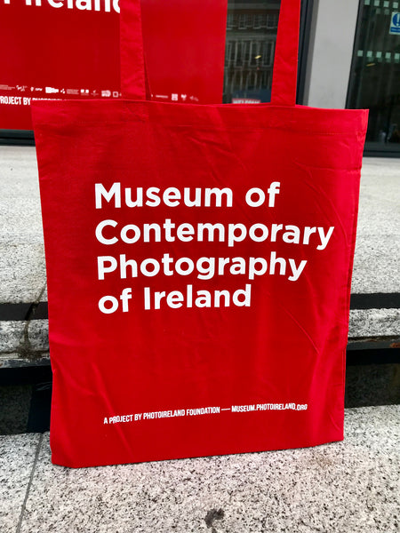 Museum of Contemporary Photography of Ireland Tote Bag - The Library Project