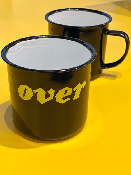 OVER Journal Mug