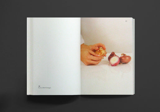 On Onions, Elad Lassry - The Library Project