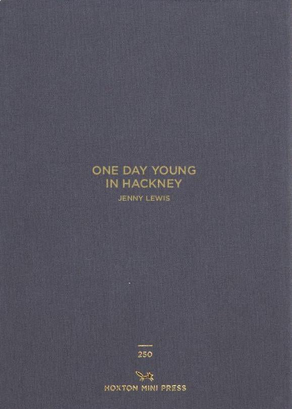 One Day Young in Hackney (Collector's Edition + Print), Jenny Lewis - The Library Project