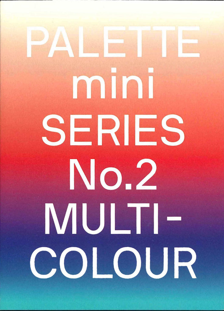 PALETTE Mini Series 2: Multicolour